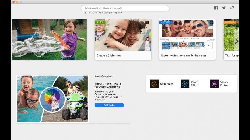 Adobe Premiere Elements 2020 for Mac - review, screenshots