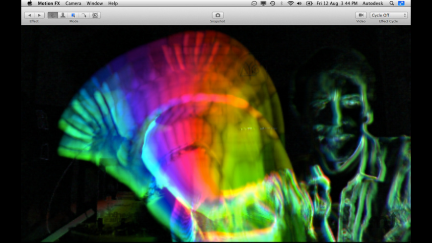 Motion FX for Mac - review, screenshots