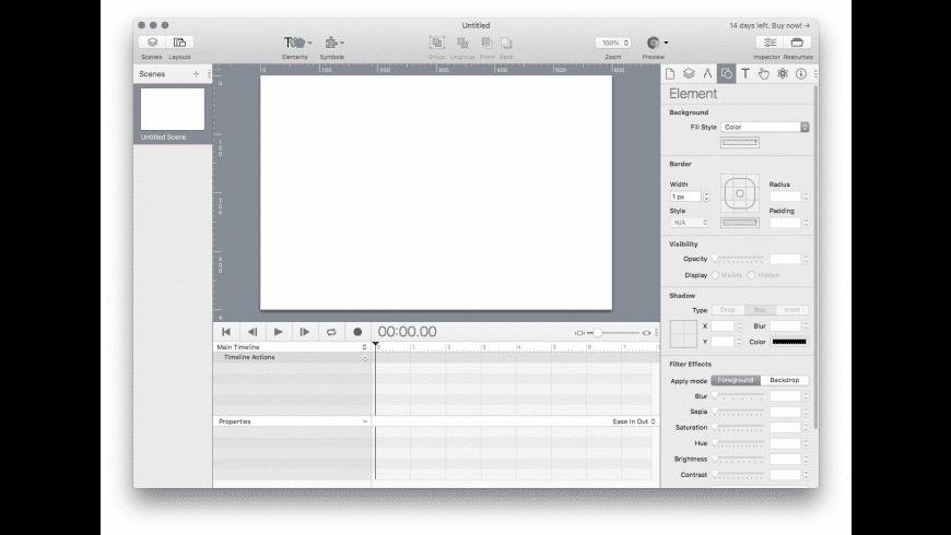 Hype Pro for Mac - review, screenshots
