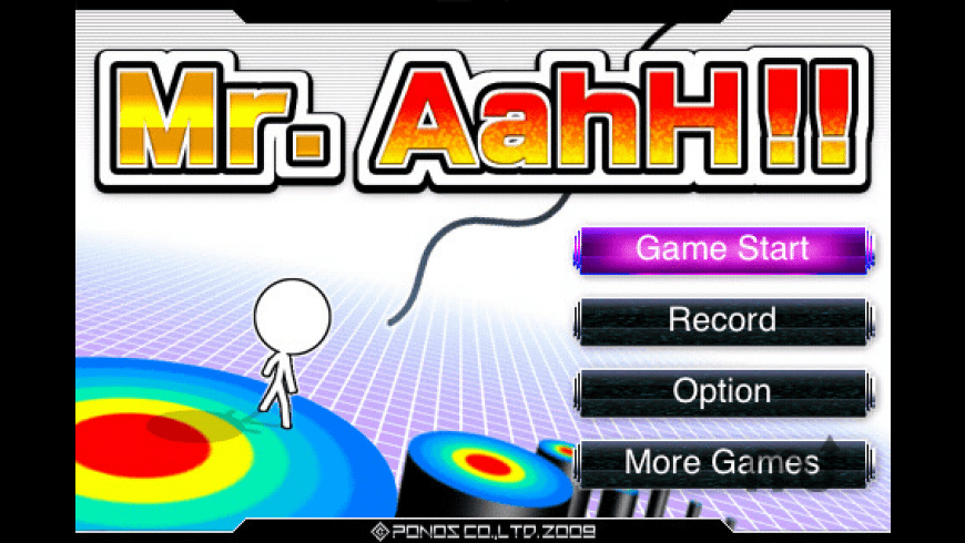Mr.AahH!! for Mac - review, screenshots