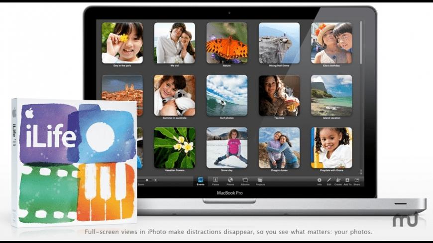 Apple iLife for Mac - review, screenshots