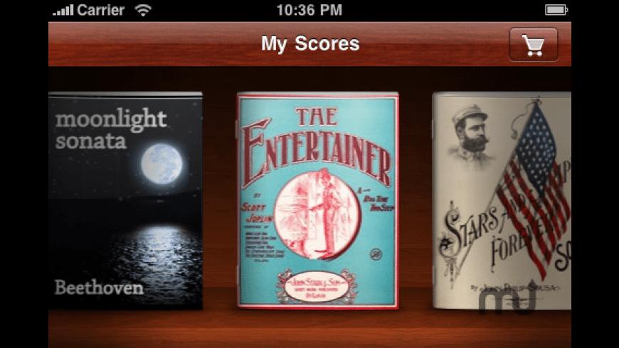 Etude for Mac - review, screenshots