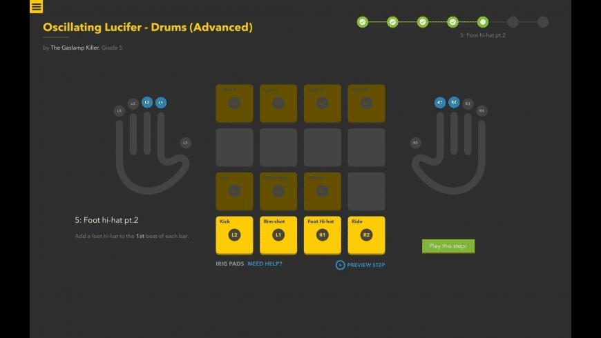 Melodics for Mac - review, screenshots