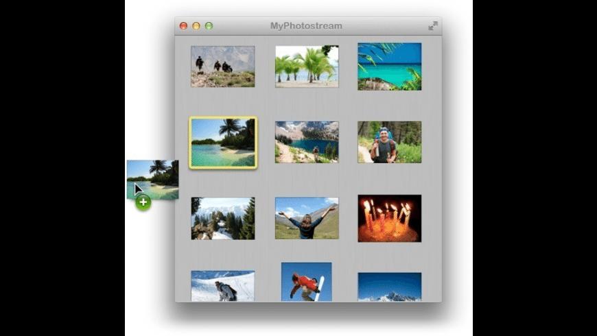 MyPhotostream for Mac - review, screenshots
