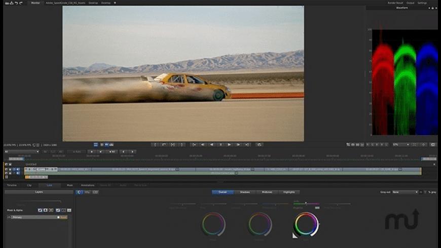 Adobe SpeedGrade CC 2015 for Mac - review, screenshots