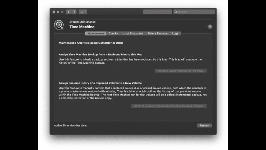 TinkerTool System for Mac - review, screenshots
