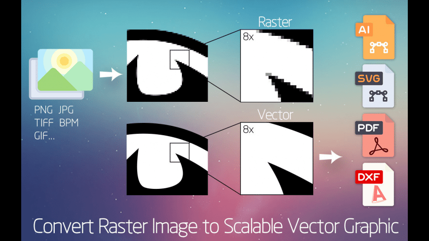 Super Vectorizer for Mac - review, screenshots