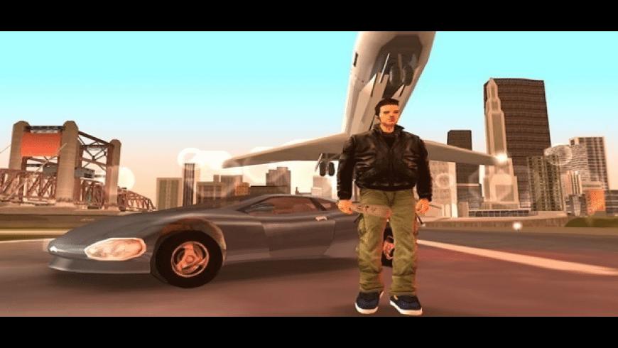 Grand Theft Auto 3 for Mac - review, screenshots