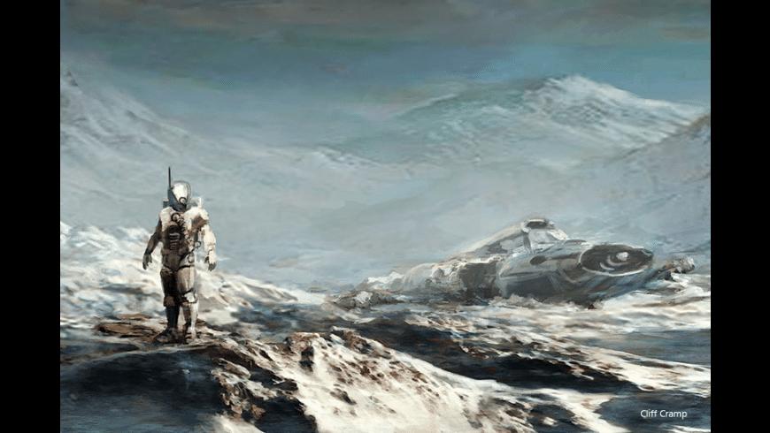 Corel Painter for Mac - review, screenshots