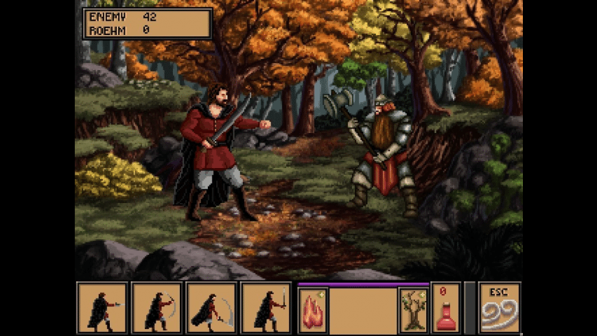Quest For Infamy for Mac - review, screenshots