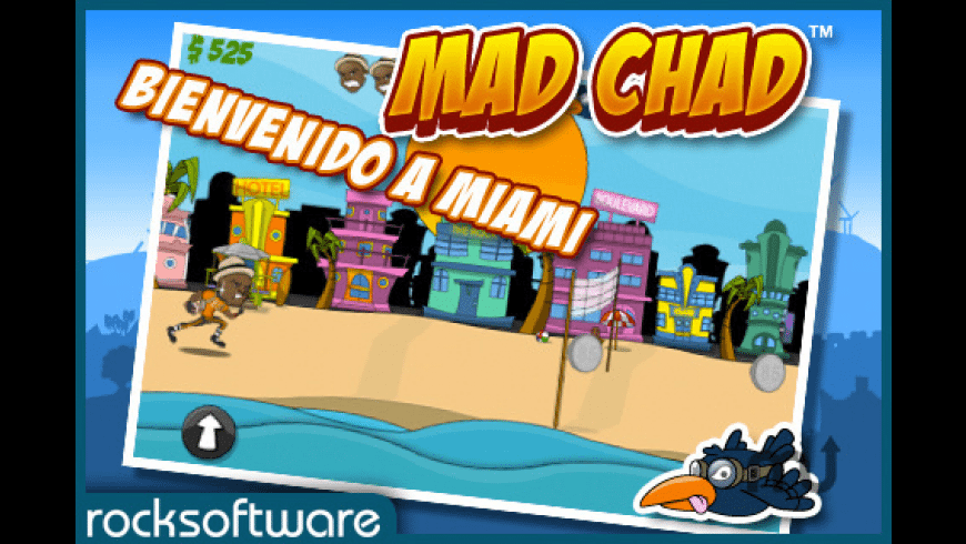 Mad Chad for Mac - review, screenshots