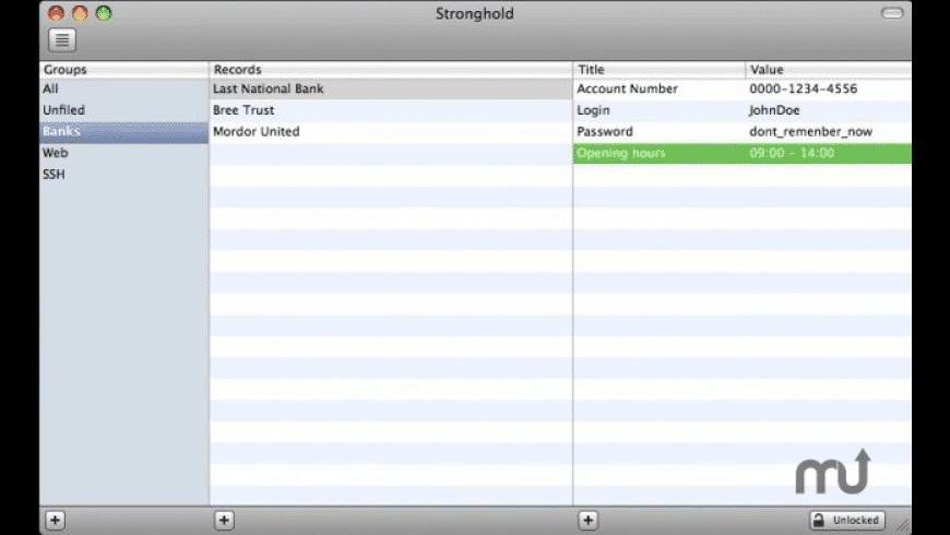 Stronghold for Mac - review, screenshots