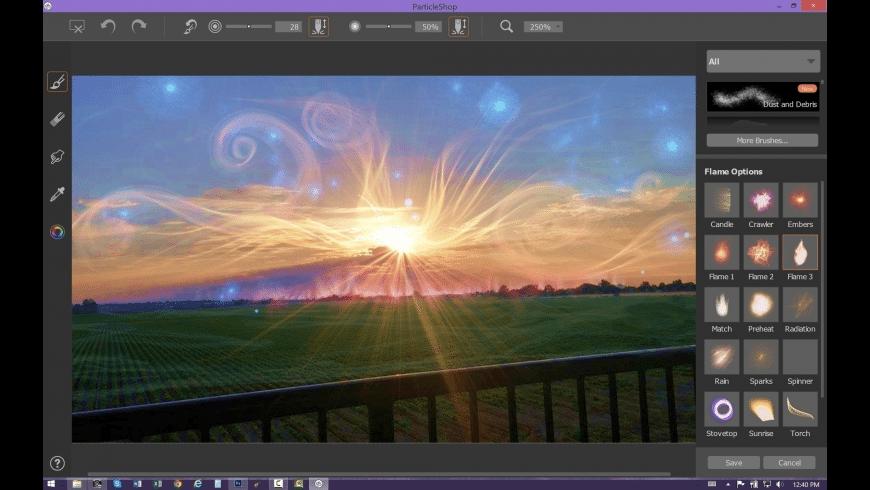 ParticleShop for Mac - review, screenshots