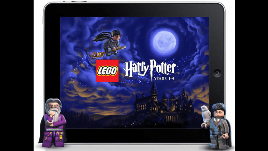 LEGO Harry Potter: Years 1-4 for Mac - review, screenshots
