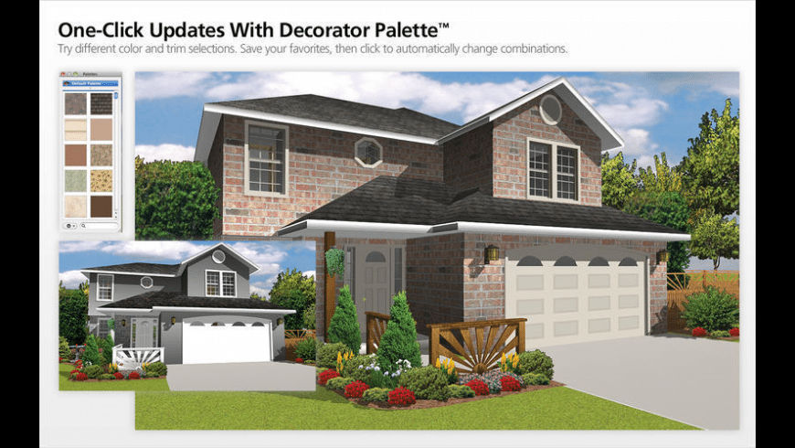 Home Design Studio for Mac - review, screenshots
