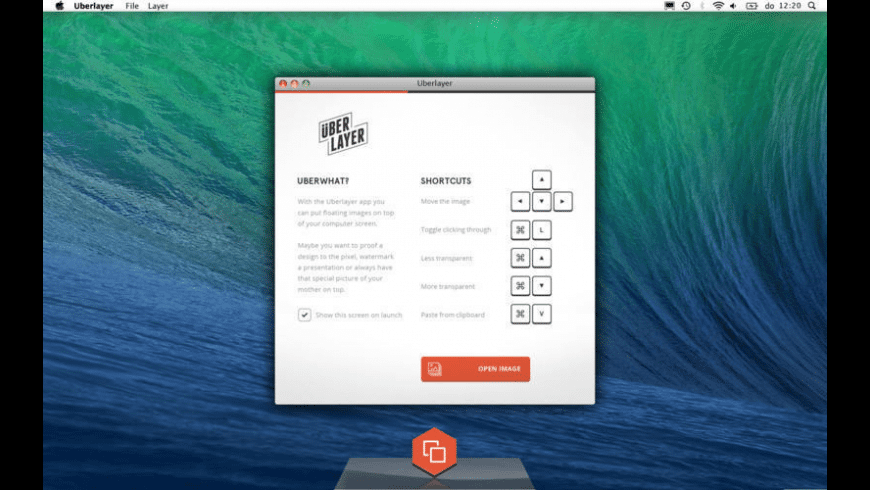 Uberlayer for Mac - review, screenshots