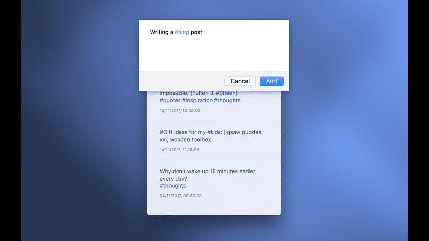 Monologue for Mac - review, screenshots