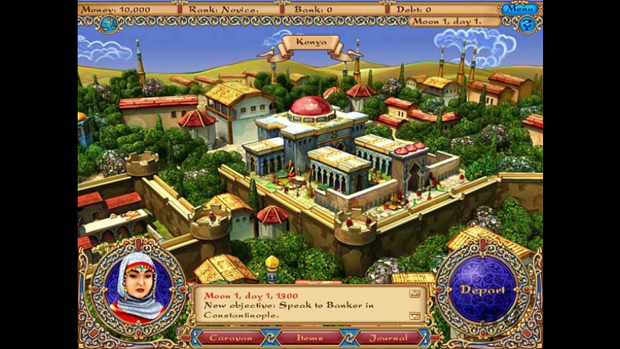 Tradewinds Caravans for Mac - review, screenshots