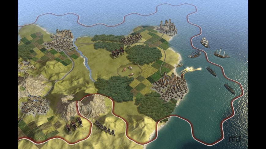 Civilization V for Mac - review, screenshots