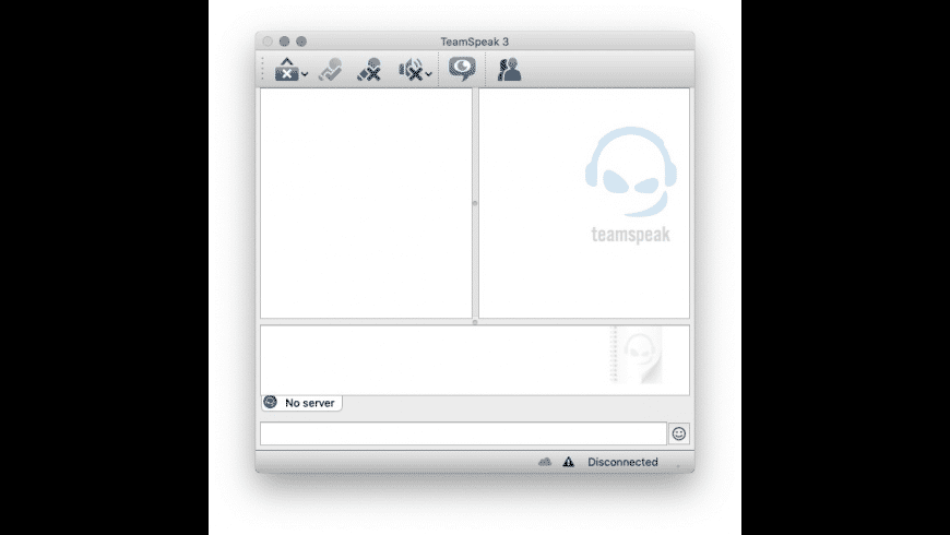TeamSpeak for Mac - review, screenshots