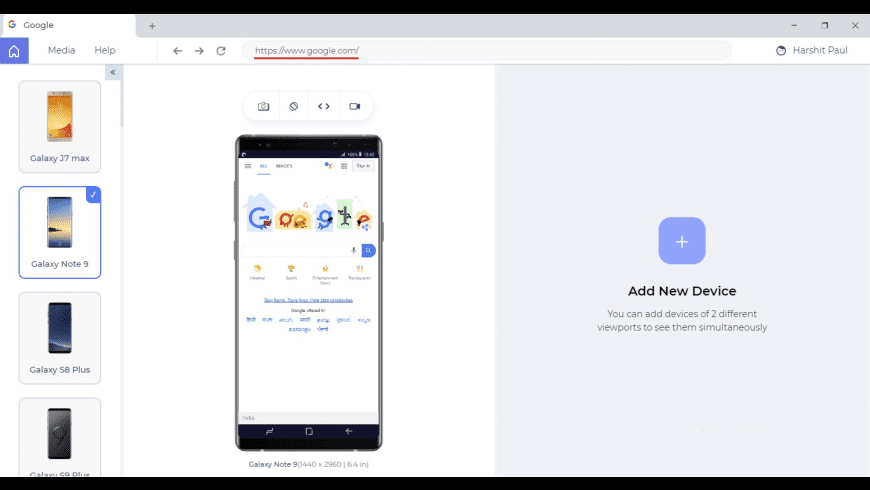 LTBrowser for Mac - review, screenshots