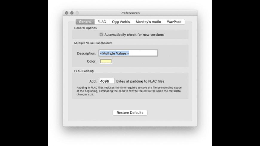 Tag for Mac - review, screenshots
