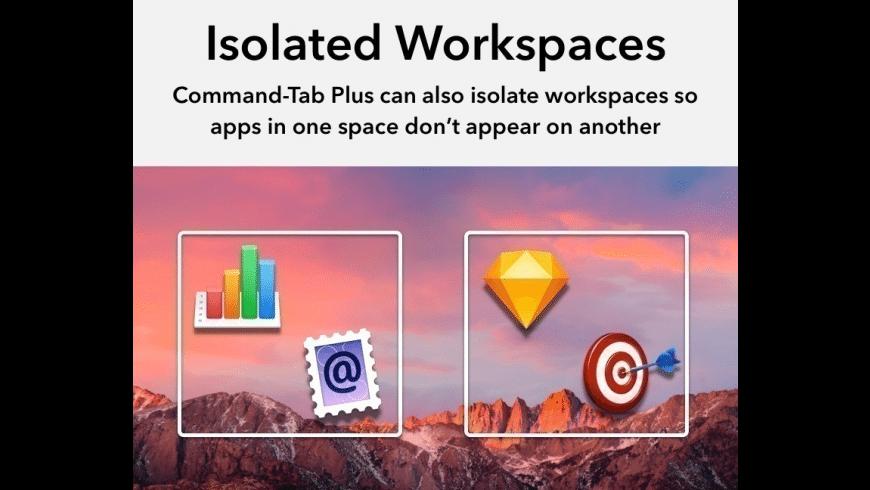 Command-Tab Plus for Mac - review, screenshots