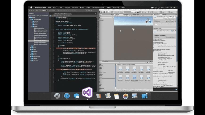 Visual Studio for Mac - review, screenshots