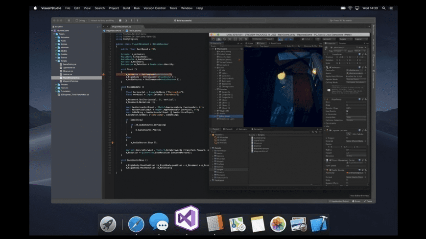 Visual Studio for Mac - review, screenshots