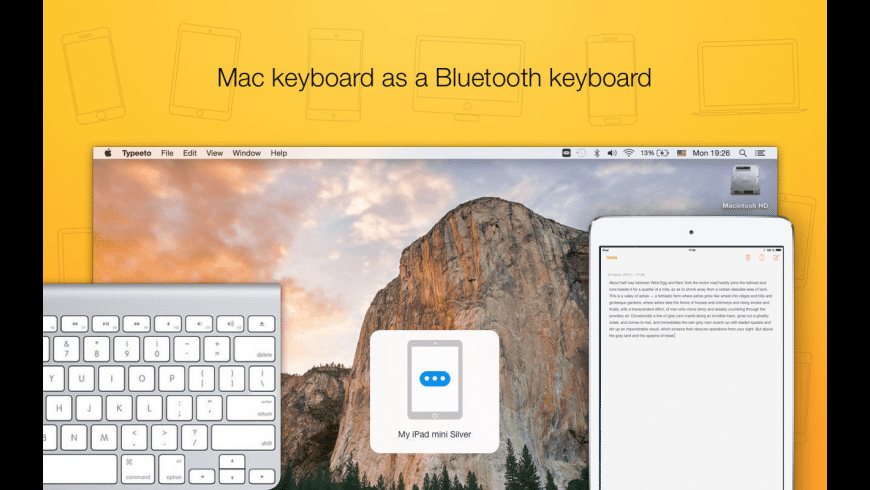 Typeeto for Mac - review, screenshots