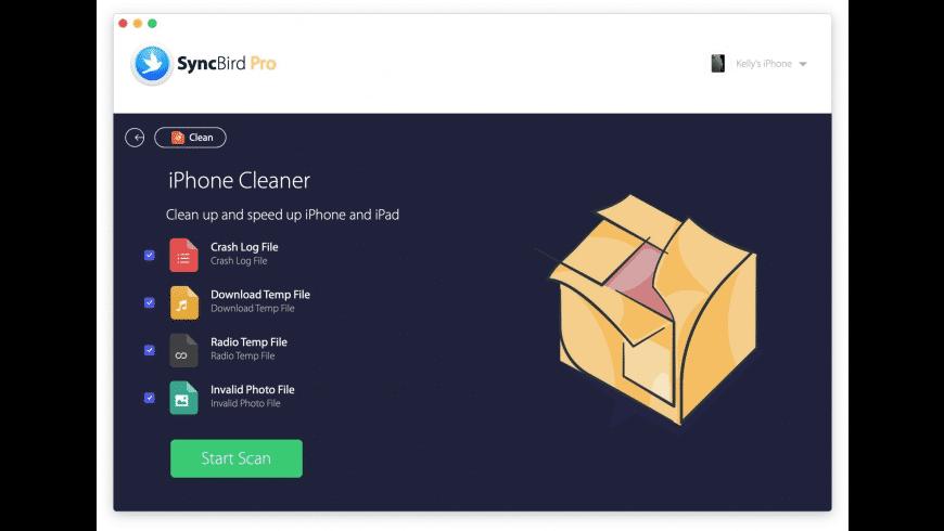 SyncBird Pro for Mac - review, screenshots