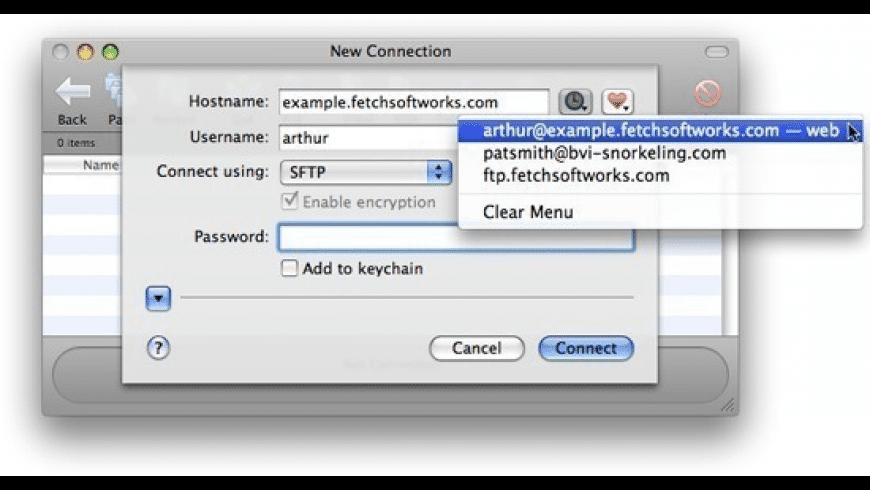 Fetch for Mac - review, screenshots