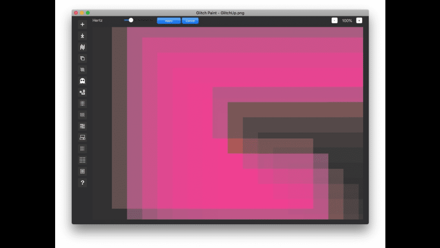 GlitchUp for Mac - review, screenshots