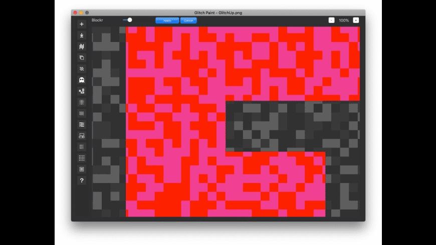 GlitchUp for Mac - review, screenshots