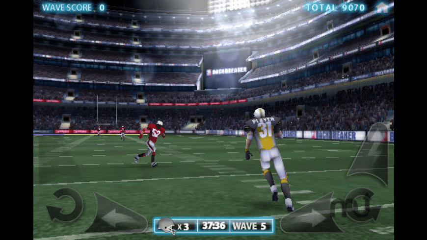 Backbreaker Football for Mac - review, screenshots