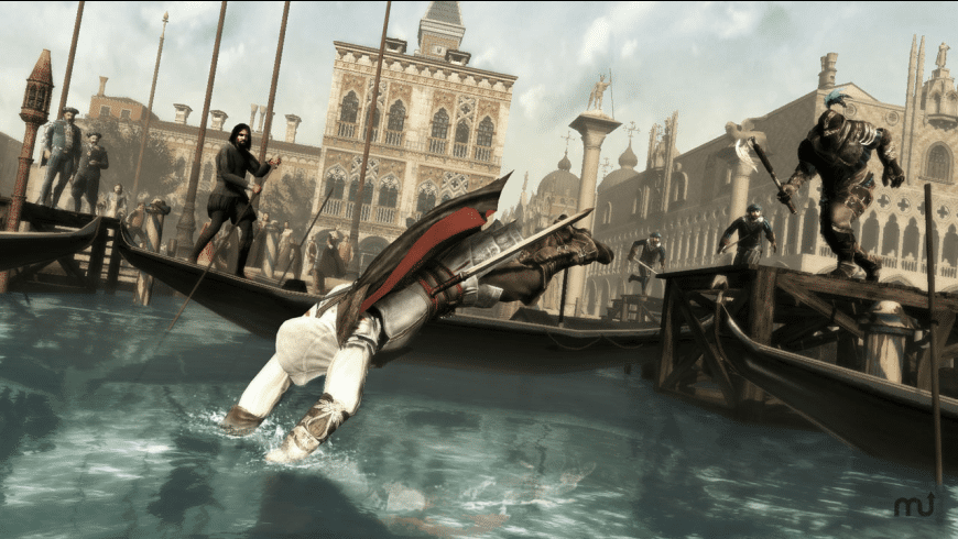 Assassin's Creed 2 Deluxe Edition for Mac - review, screenshots