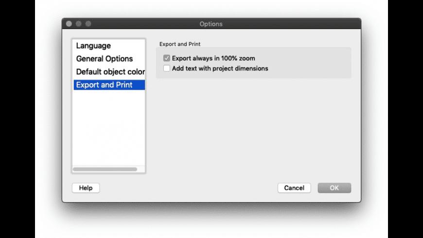 Room Arranger for Mac - review, screenshots