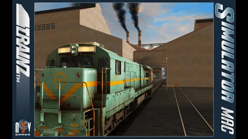 Trainz Simulator for Mac - review, screenshots