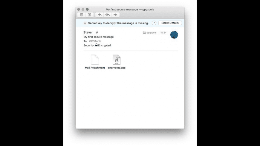 GPG Suite for Mac - review, screenshots