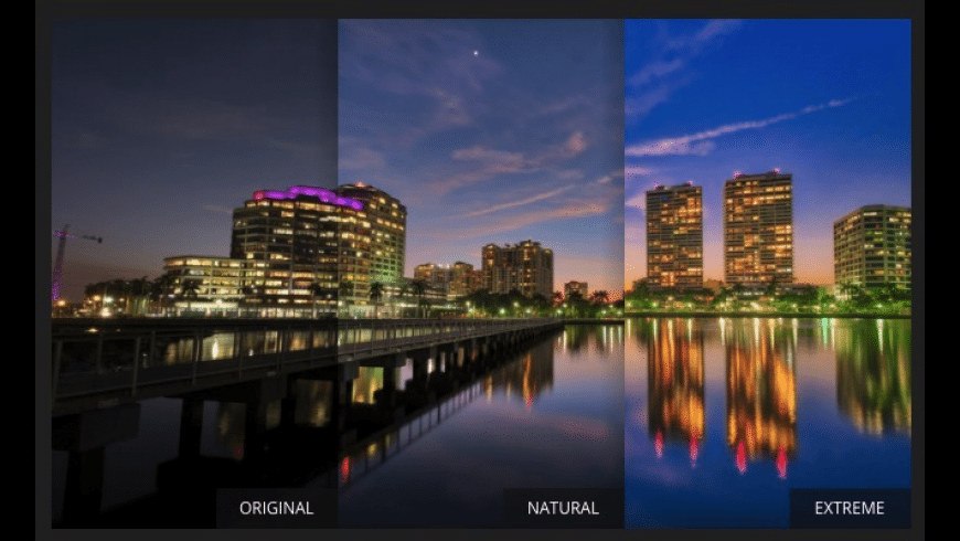 Aurora HDR Express for Mac - review, screenshots