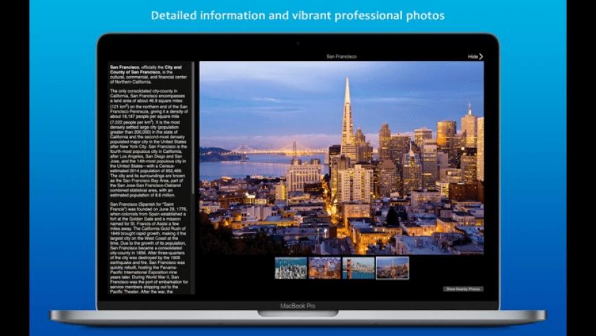 Earth 3D World Atlas for Mac - review, screenshots