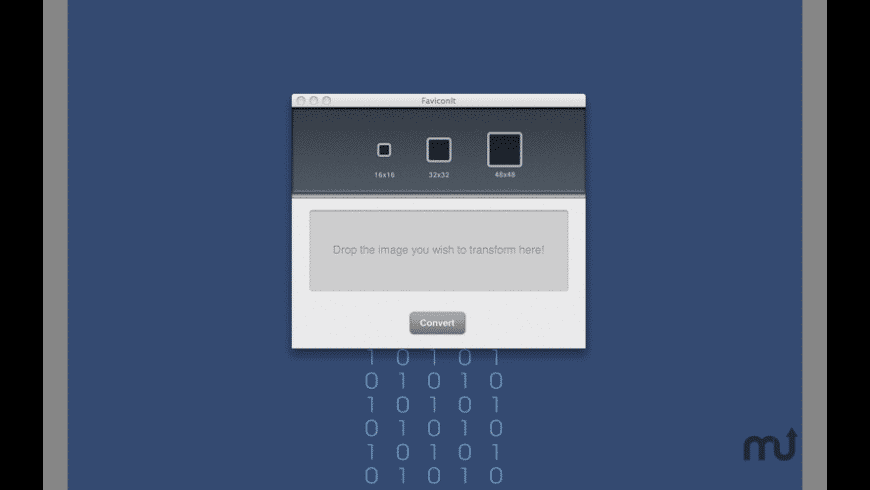 FavIconIt for Mac - review, screenshots
