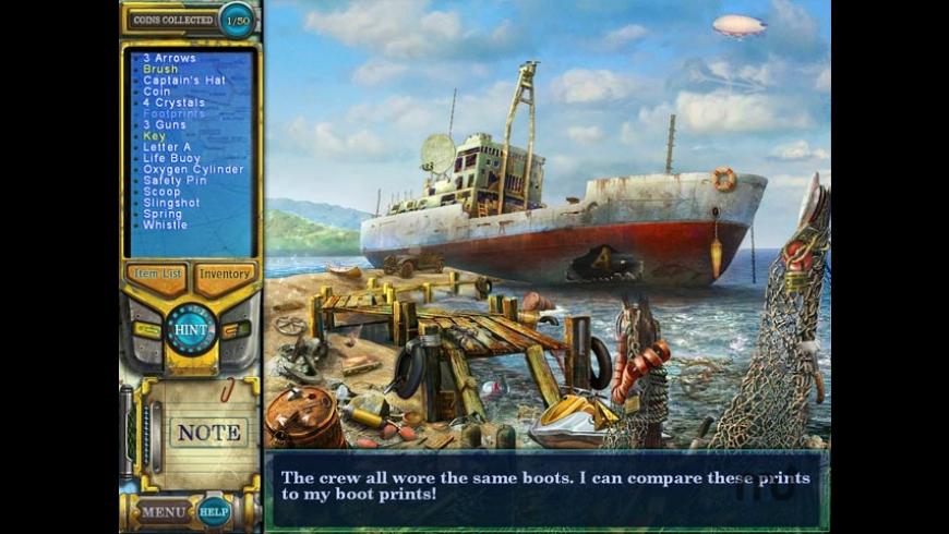 Pathfinders: Lost at Sea for Mac - review, screenshots