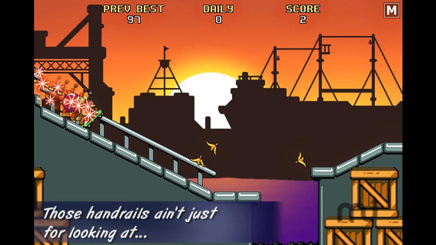 Rat On A Skateboard for Mac - review, screenshots