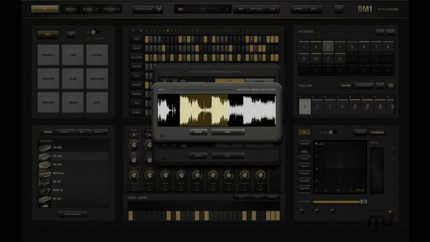 DM1 for Mac - review, screenshots