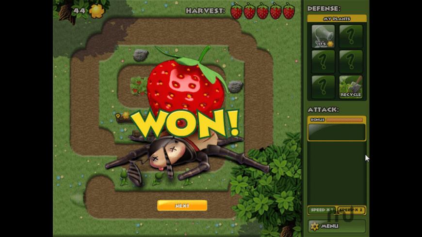 Garden Panic for Mac - review, screenshots