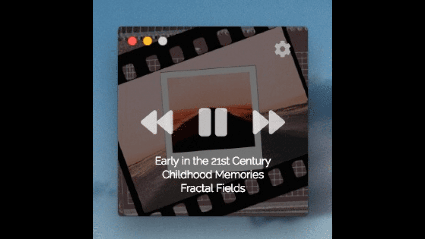 Speaky MiniPlayer for Mac - review, screenshots