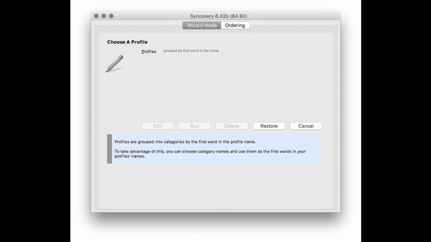 Syncovery Premium Edition for Mac - review, screenshots