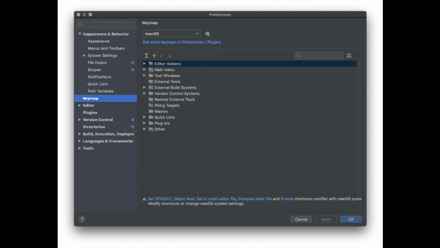 PhpStorm for Mac - review, screenshots