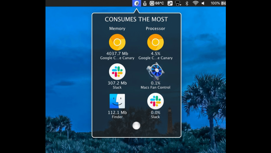 FastComputer for Mac - review, screenshots